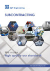 EN Subcontracting services catalogue: